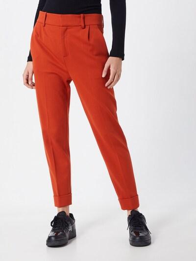Chino stiliaus kelnės 'EMOM' iš DRYKORN , spalva - oranžinė: Vaizdas iš priekio