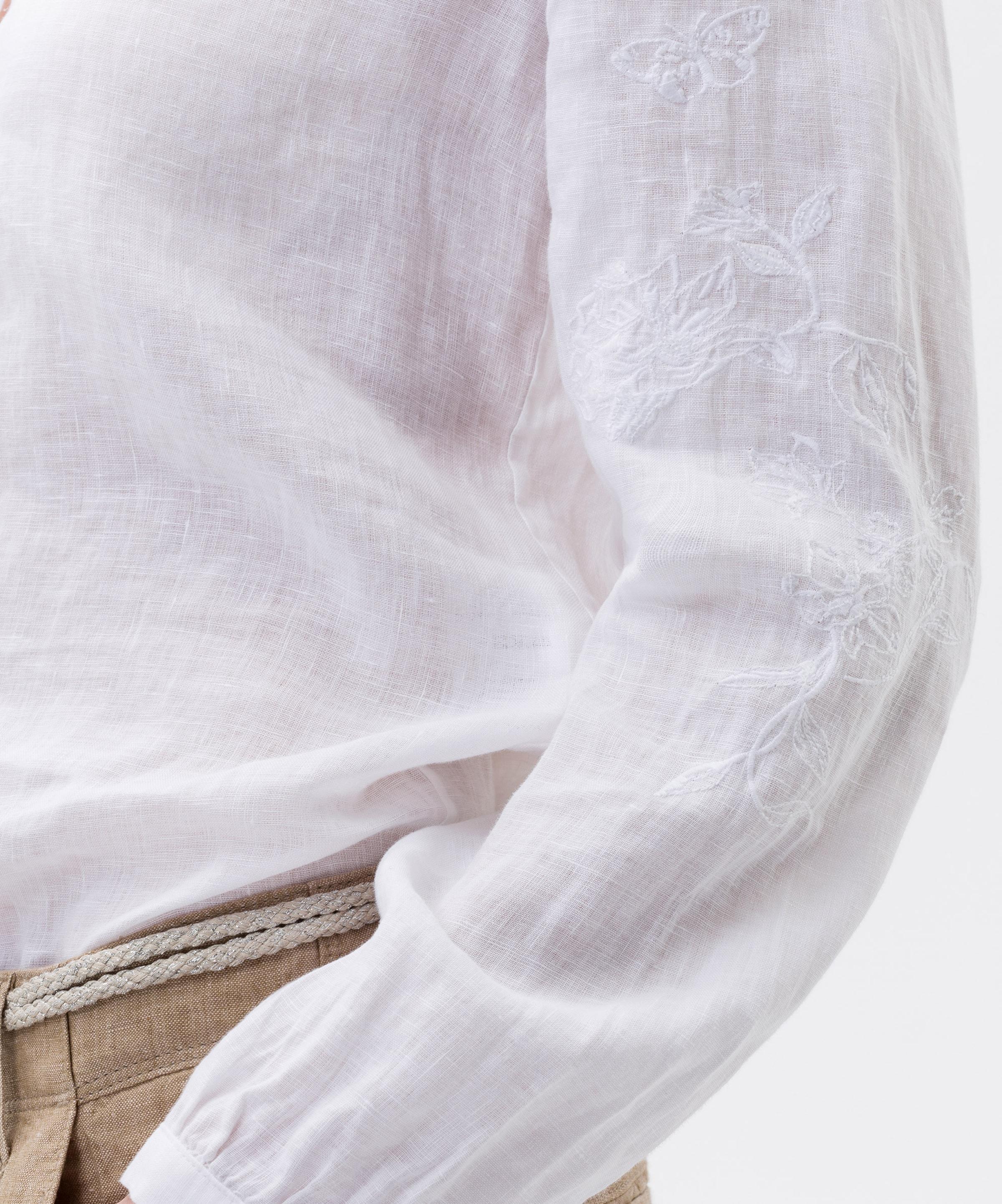 Brax Brax Bluse 'val' Brax Weißmeliert In 'val' Bluse Weißmeliert In Bluse 'val' In n0wOPkX8