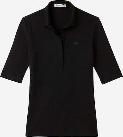 LACOSTE Poloshirt in schwarz, Produktansicht