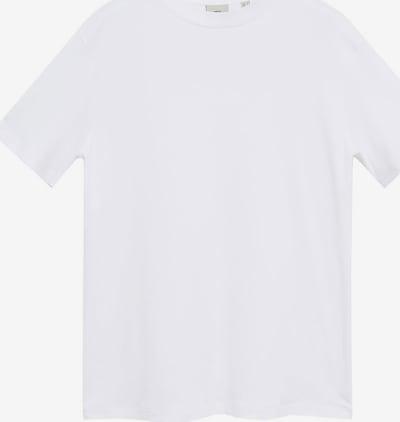 MANGO MAN Koszulka 'FELI' w kolorze białym, Podgląd produktu