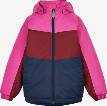 COLOR KIDS Winterjacke in Pink