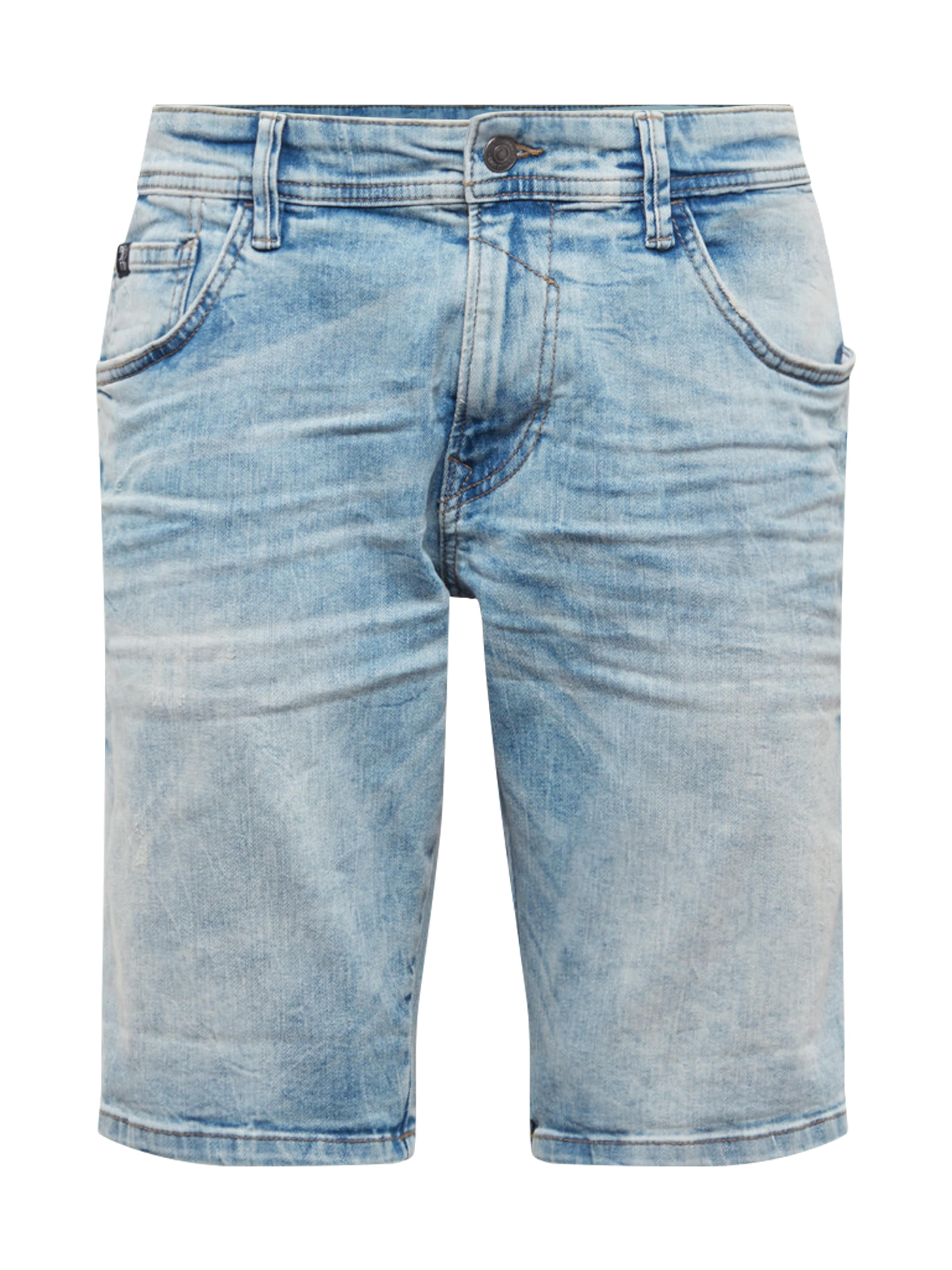 Jeansshorts Denim Blue Tom Tailor In 0mwNvn8O