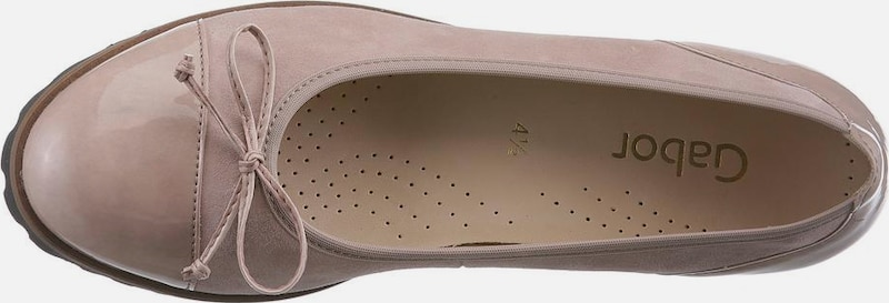 GABOR Ballerina Verschleißfeste billige Schuhe Hohe Hohe Schuhe Qualität a1e92a