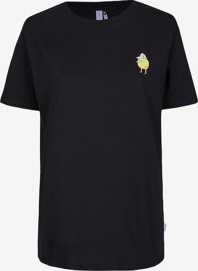 Cleptomanicx T-Shirt in schwarz, Produktansicht