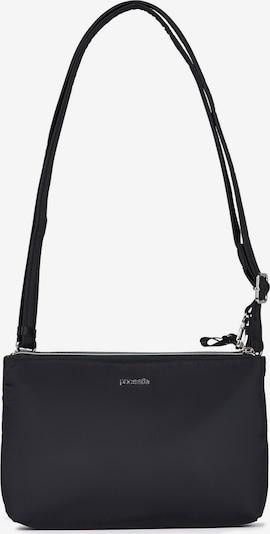 Pacsafe Schoudertas 'Rfid' in de kleur Zwart, Productweergave