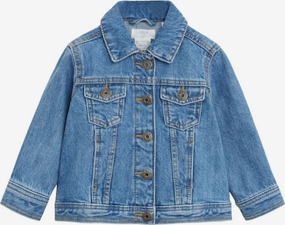 MANGO KIDS Jacke in blue denim: Frontalansicht