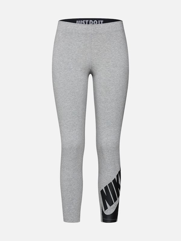880bbbcdd66c34 Nike Sportswear Leggings  W NSW LEGASEE LGGNG 7 8 FUTURA  in Grijs ...