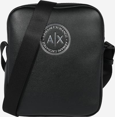 ARMANI EXCHANGE Taška přes rameno - černá / bílá, Produkt