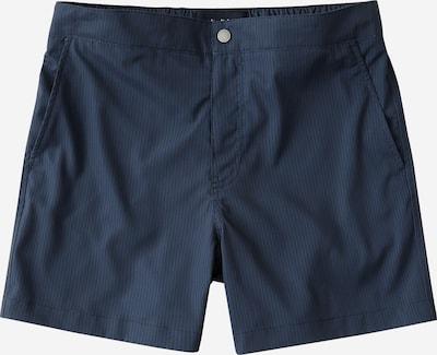 Abercrombie & Fitch Shorts de bain 'Resort' en bleu marine, Vue avec produit