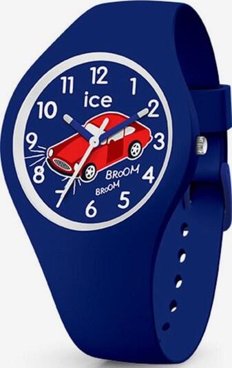 ICE WATCH ice-watch Quarzuhr »ICE fantasia, 017891« in blau / dunkelblau / rot, Produktansicht