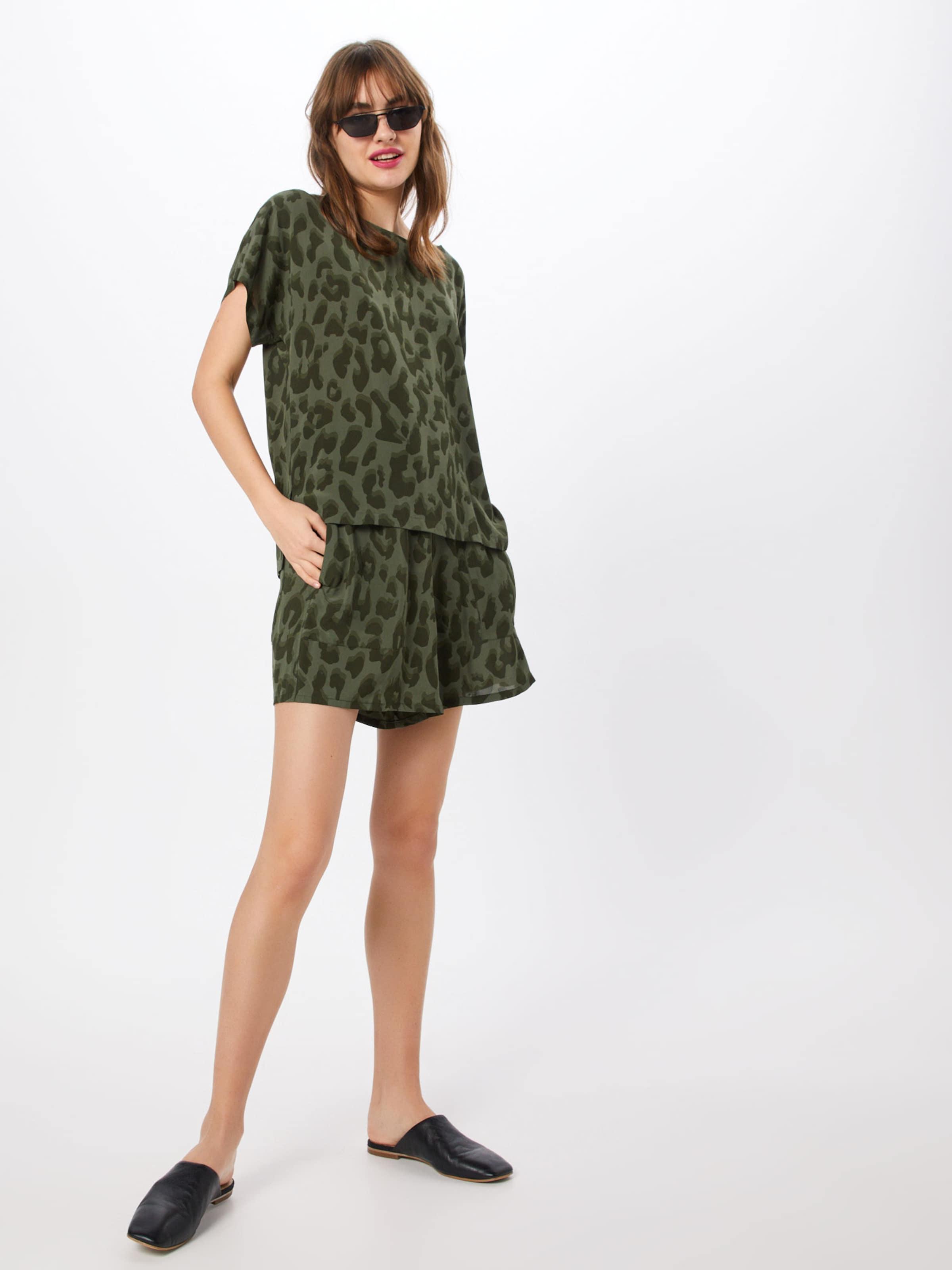 Blusenshirt Khaki In 'somia' Blusenshirt Drykorn Drykorn Kc3Tl1JF