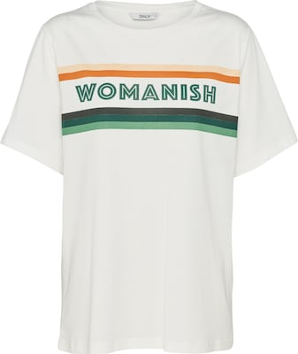 ONLY Koszulka 'WOMANISH'