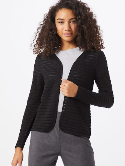 ONLY Cardigan in schwarz, Modelansicht