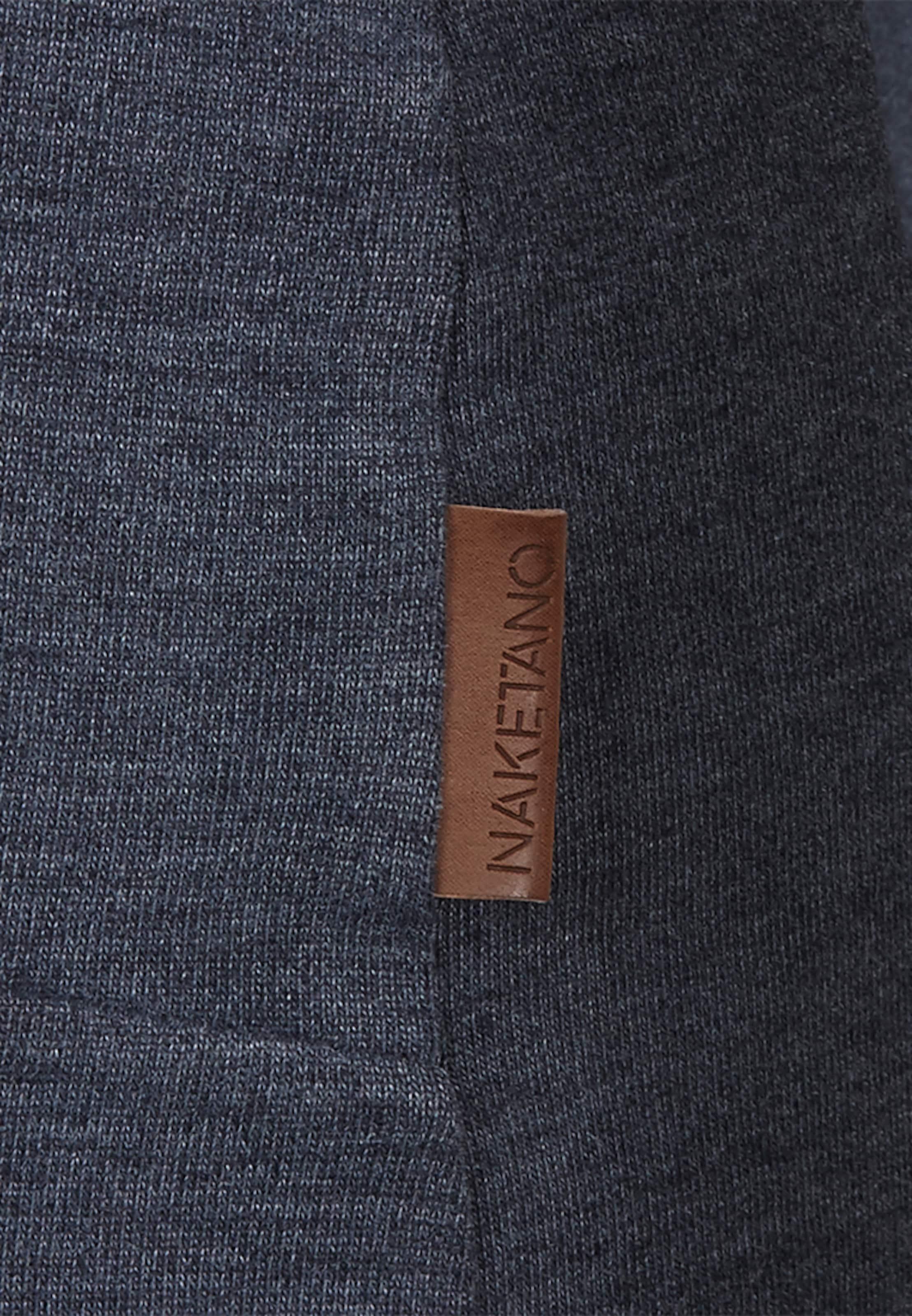 naketano Female Sweatshirt-Kleid 'Schniedelwutz' Billig Verkauf Für Billig 100% Original Günstig Online Verkauf Des Niedrigen Preises 3sWoKILTp