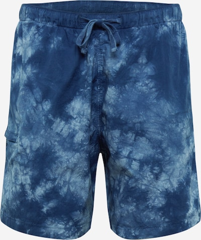 LEVI'S Shorts 'WALK' in rauchblau / taubenblau, Produktansicht