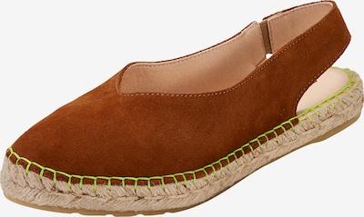 Crickit Sandale 'Mona' in cognac, Produktansicht