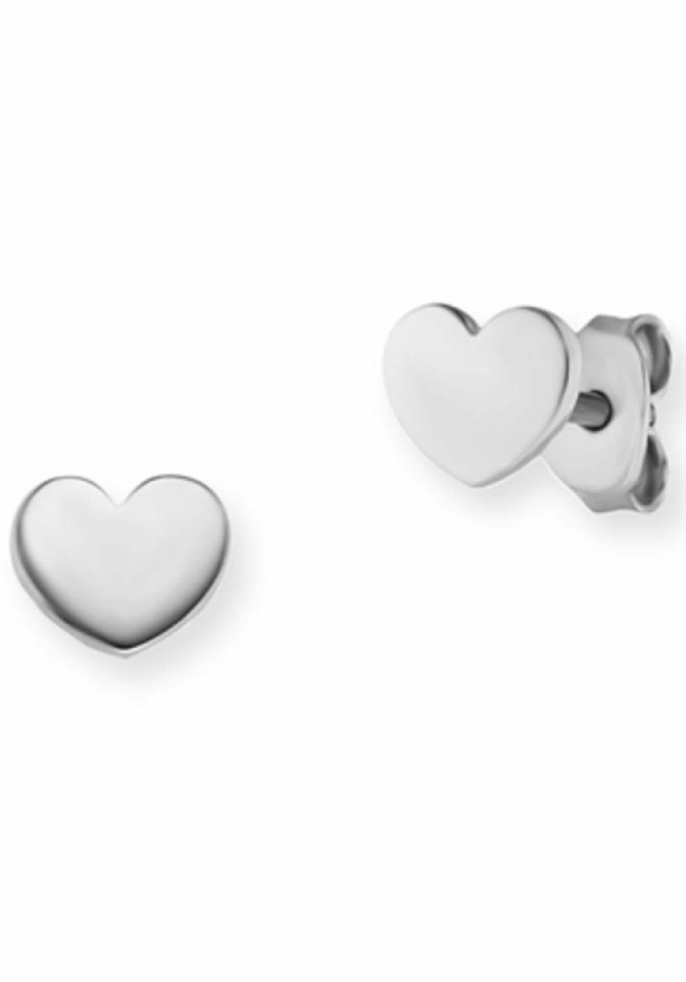 caï Paar Ohrstecker 'love, hearts'