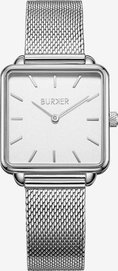 BURKER Watches Analoog horloge 'Chloe Silver White' in de kleur Zilver, Productweergave