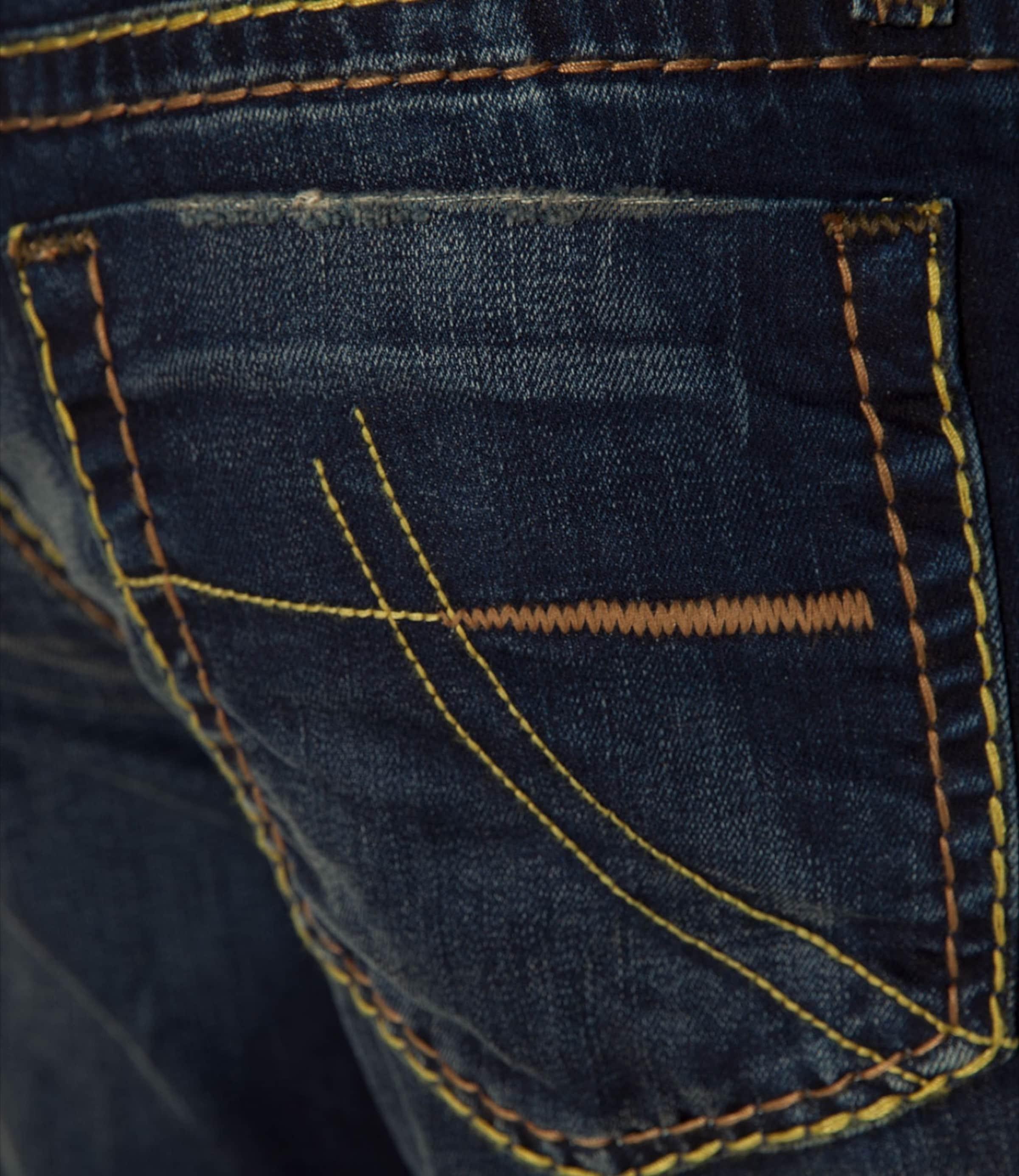 Camp Camp Jeans David David In Jeans Dunkelblau In T1cKl3FuJ