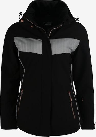 KILLTEC Veste de sport 'Rista' en noir, Vue avec produit