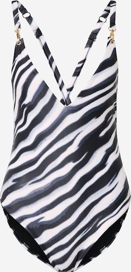fekete Hunkemöller Fürdőruhák 'Zebra', Termék nézet