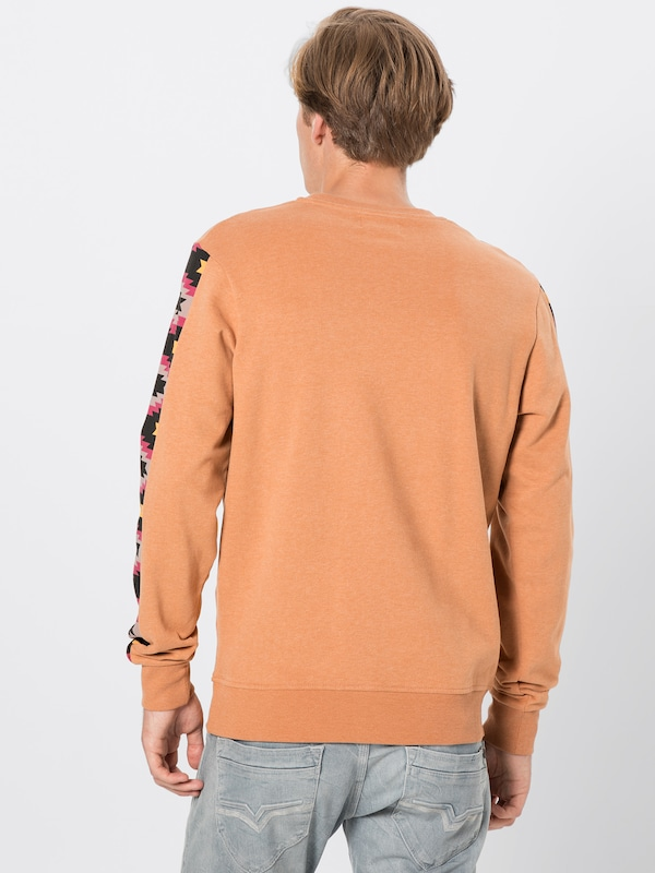 Sweat shirt Abricot Jackamp; Crew 'jorfrato Sweat Jones Neck' En lJcuF13TK5