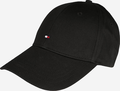 TOMMY HILFIGER Cap 'Classic' in Black, Item view