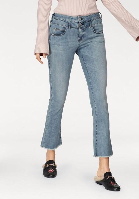 Herrlicher Stiefelcut-Jeans 'Baby Cropped' in Blau denim  Großer Rabatt Rabatt Rabatt 69c49b