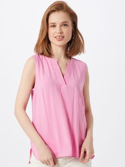 TOM TAILOR DENIM Blusentop in pink, Modelansicht