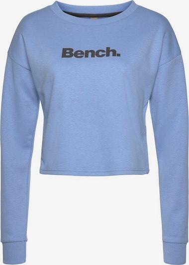 BENCH Sweatshirt in Light blue / Black, Item view