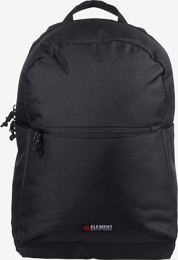 ELEMENT Rucksack 'Vast' in schwarz, Produktansicht