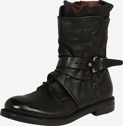 A.S.98 Boots 'SAMURAI' en noir, Vue avec produit