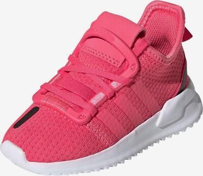 ADIDAS ORIGINALS Sneaker 'U_PATH RUN' in pink / schwarz / weiß, Produktansicht