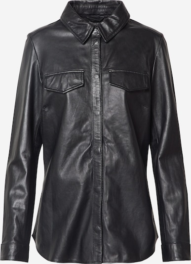 Ibana Blouse 'Mies' in de kleur Zwart, Productweergave