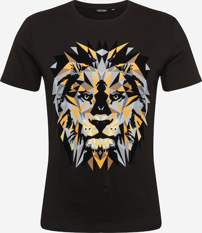 ANTONY MORATO T-Shirt en marron / or / gris / noir, Vue avec produit