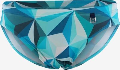 """HOM Swim Mini Briefs ' """"Diamant"""" ' in grün, Produktansicht"""
