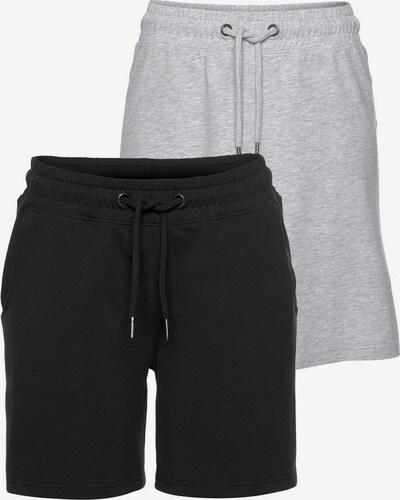 FLASHLIGHTS Shorts in grau, Produktansicht