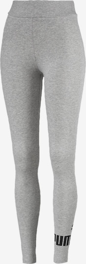 PUMA 'Essentials Logo' Leggings in graumeliert, Produktansicht