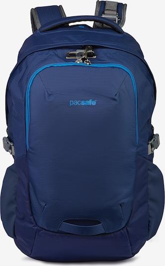Pacsafe Rucksack 'Venturesafe G3' in blau: Frontalansicht