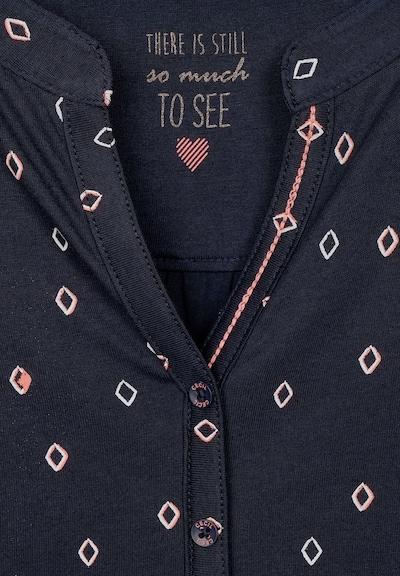 CECIL Shirt mit Minimal Muster in altrosa, Produktansicht