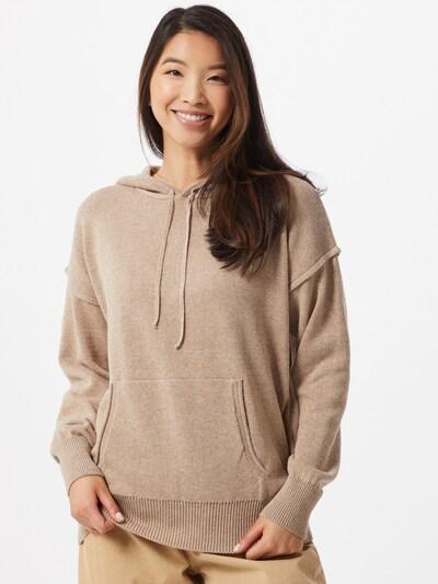 sötét bézs NU-IN Tréning póló, Modell nézet
