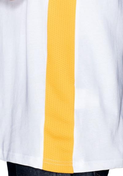 NEW ERA T-Shirt ' NBA Oversized Fit Golden State Warriors ' in blau / gelb / weiß, Produktansicht