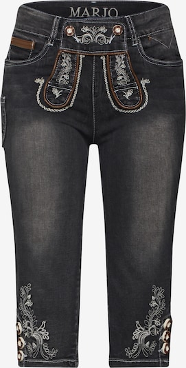 MARJO Hose 'Franziska' in schwarz, Produktansicht