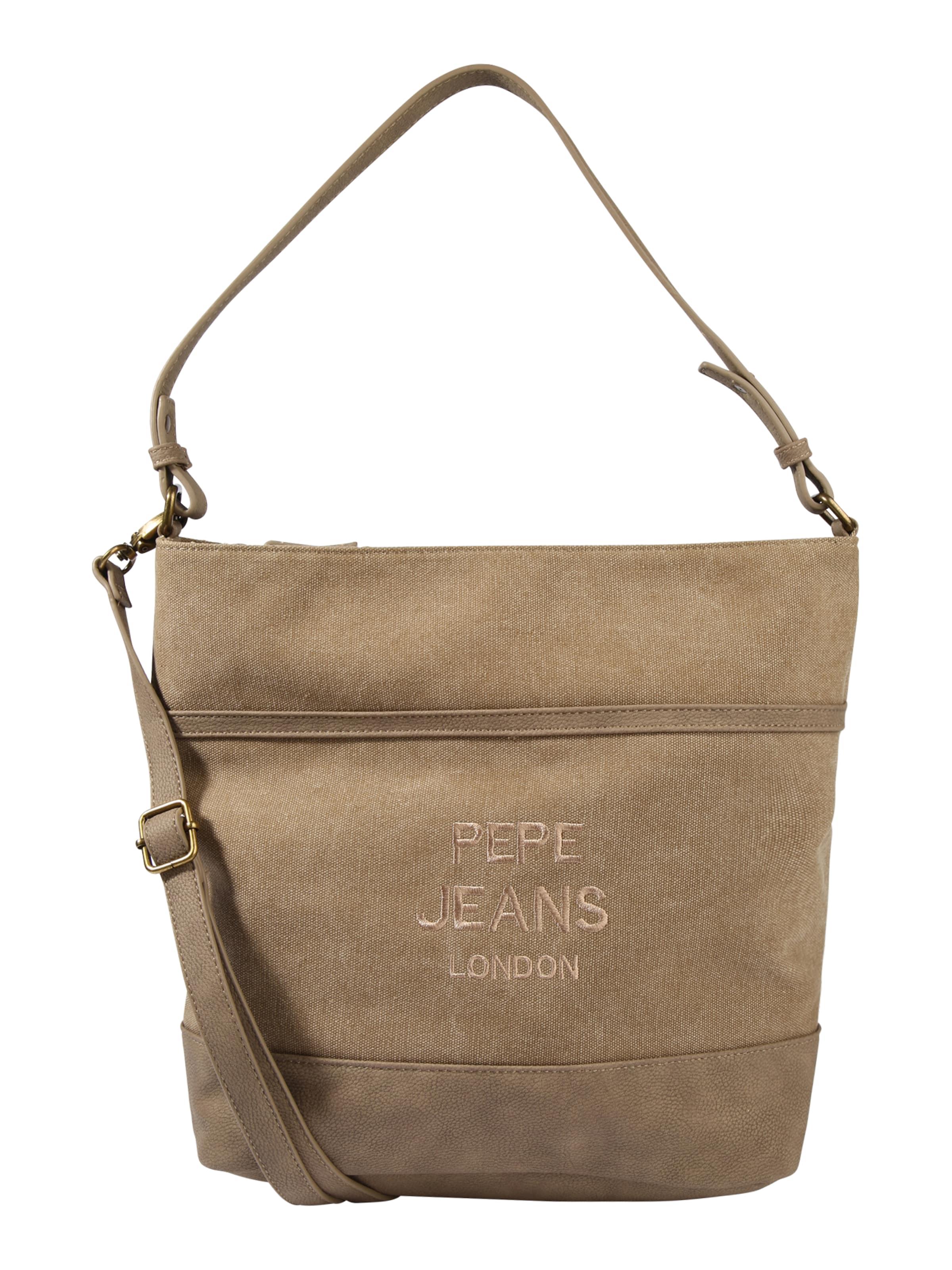 Sac À Main Pepe Jeans 'lana' Beige Foncé ltR8mVtFP