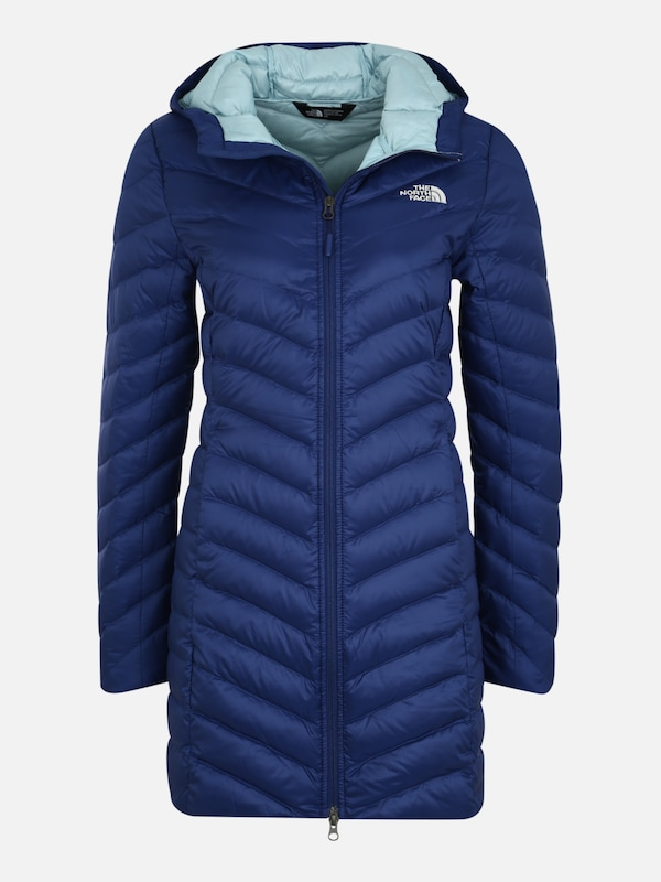 urzędnik ogromny zapas szerokie odmiany THE NORTH FACE Płaszcz outdoor 'Trevail' w kolorze ciemny niebieskim