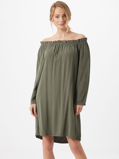 ZABAIONE Kleid 'Emina' in khaki, Modelansicht