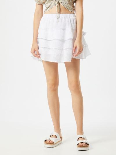 Trendyol Rok in de kleur Wit: Vooraanzicht
