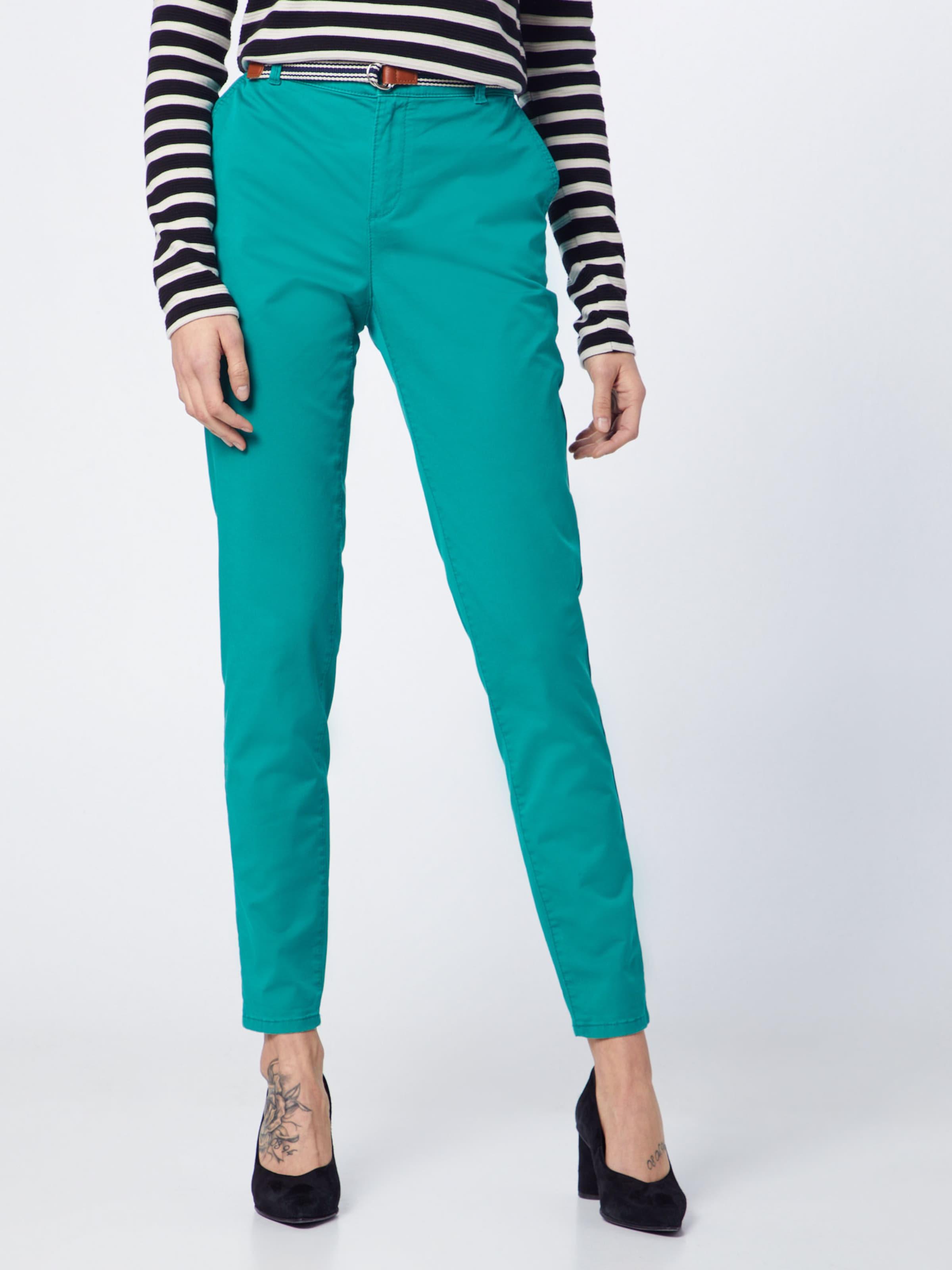 Esprit Jade Pantalon Chino Chino En Pantalon Esprit En 34RjAL5