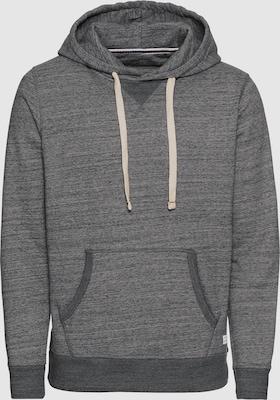 JACK & JONES Sweatshirt in Grijs gemêleerd