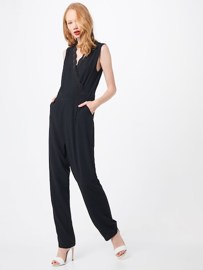 ABOUT YOU Overall 'Rosina' in schwarz, Modelansicht